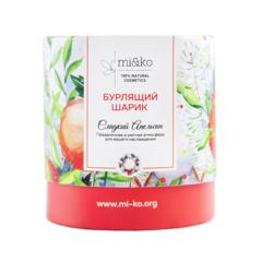Бурлящий шарик для ванн Сладкий апельсин 185 гр.