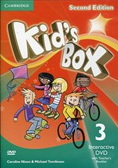 Kid's Box Updated Edition Second Edition 3 Inte...