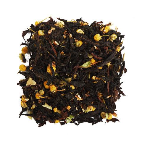 Черный десертный чай Липовый мед ЧАЙ ИП Кавацкая М.А. 0,1кг