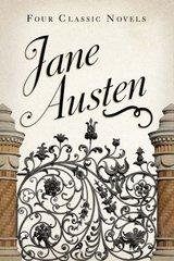 Jane Austen: Four Classic Novels  (HB)