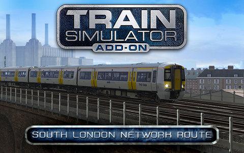 Train Simulator: South London Network Route Add-On (для ПК, цифровой ключ)