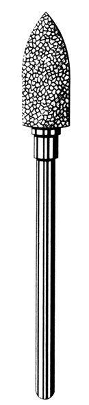 Лабораторные алмазные инструменты «SS WHITE» серия LAB 78/1065 Группа I. Крупная крошка.