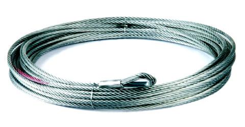 Стальной трос диаметром 3мм для натяжения волейбольной или теннисной сетки