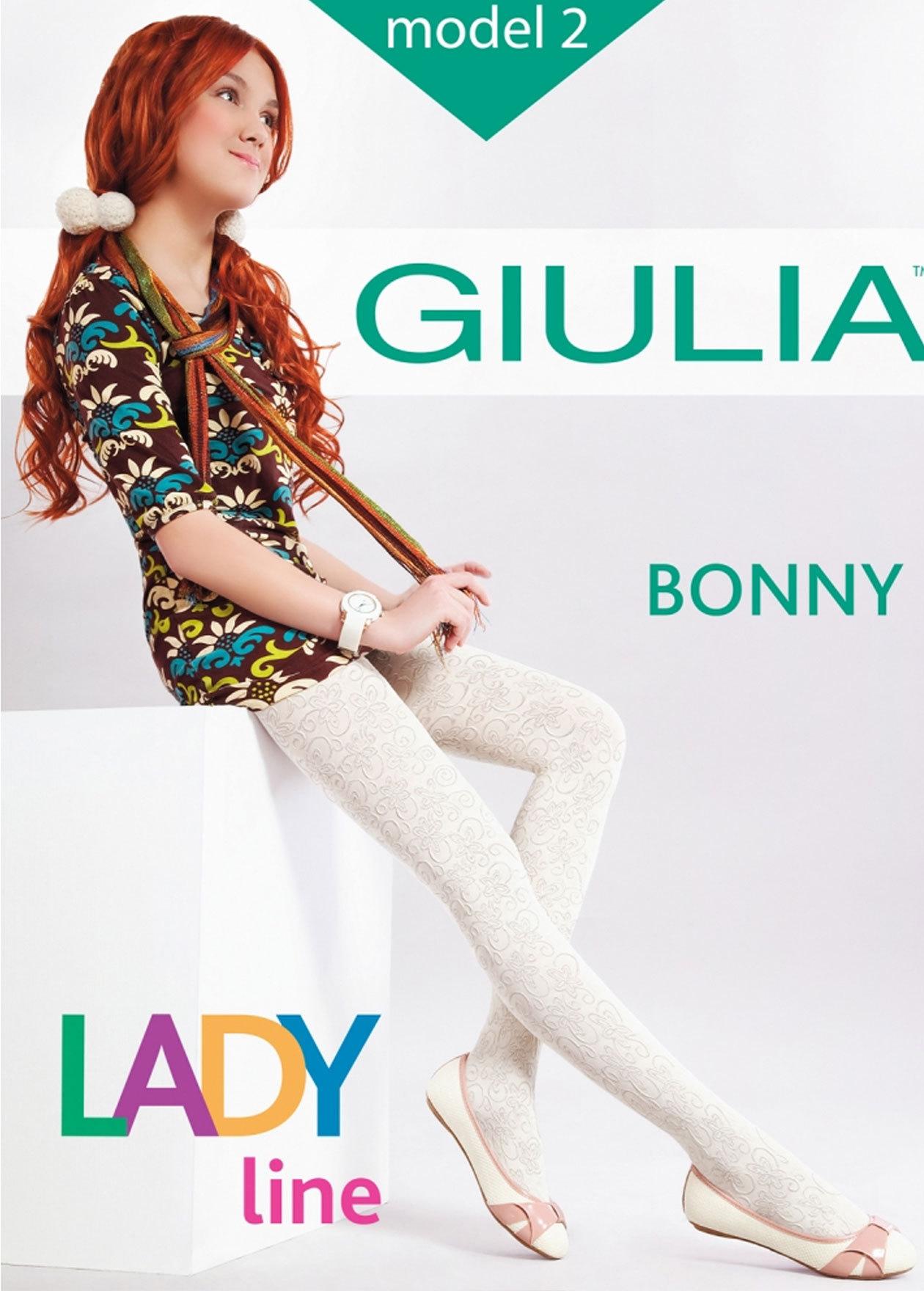 Колготки Giulia Bonny 02