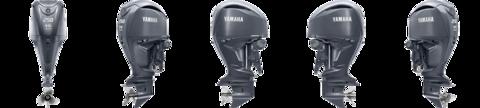 Лодочный мотор Yamaha F250PETU LS