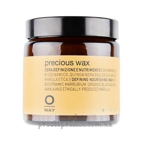 Rolland Oway Precious Wax - Поживний віск для волосся
