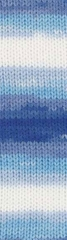 6125 (Синий,ультрамарин,голубой,белый)