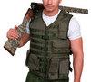 Бронежилет для охотников, Бр1 класс защиты