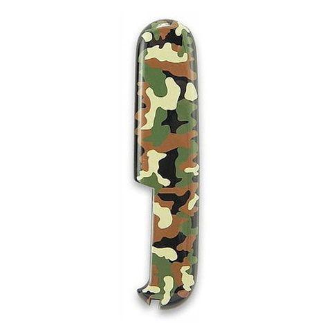 Накладка Victorinox (C.3694.4) задняя для ножей 91 мм зеленый камуфляж