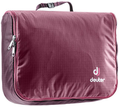 Косметичка Deuter Wash Center Lite II Maron/Aubergine