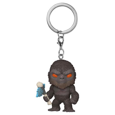 Брелок Funko Pocket POP! Keychain Godzilla Vs Kong Kong w/Battle Axe 50958-PDQ