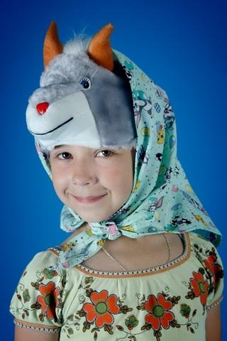 Карнавальная шапочка Козочки 1