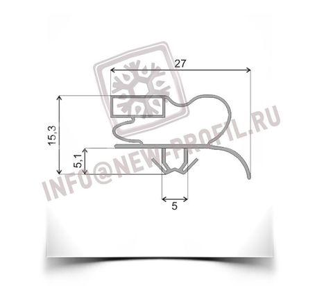 Уплотнительный профиль_008 (тип ЕО) для холодильного оборудования.