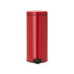 Мусорный бак newIcon (30 л), Пламенно-красный