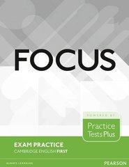 Focus Exam Practice Cambridge English First