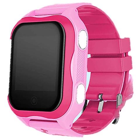 Умные часы детские A32W | розовые влагозащищенные