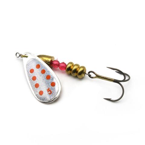 Блесна Fishycat Bretton Holo - №5 / SHSRD