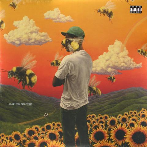 Виниловая пластинка. Tyler, The Creator - Flower Boy