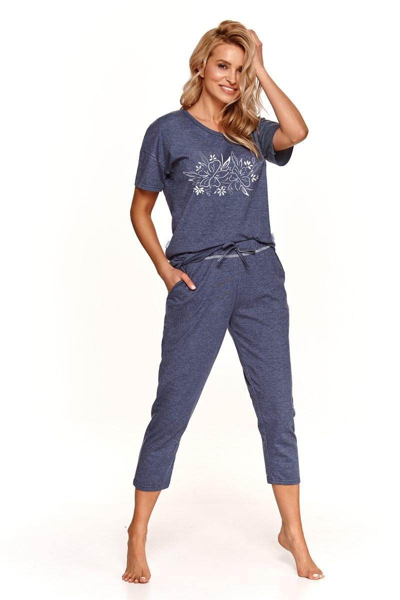 Пижама женская со штанами TARO 2164 SS21 ALEXA