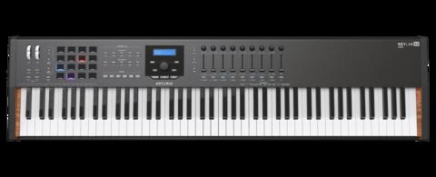 MIDI-клавіатура Arturia KeyLab 88 MkII Black Edition