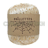 Wool Sea Paillettes 080 (экрю)