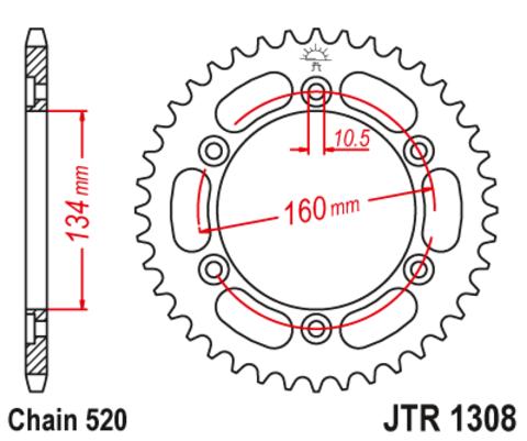 JTR1308