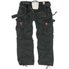 Штаны  Surplus Premium Vintage (черные - black)