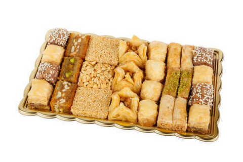 "Пахлава - ассорти ливанских сладостей ""Голд"", 450 г"