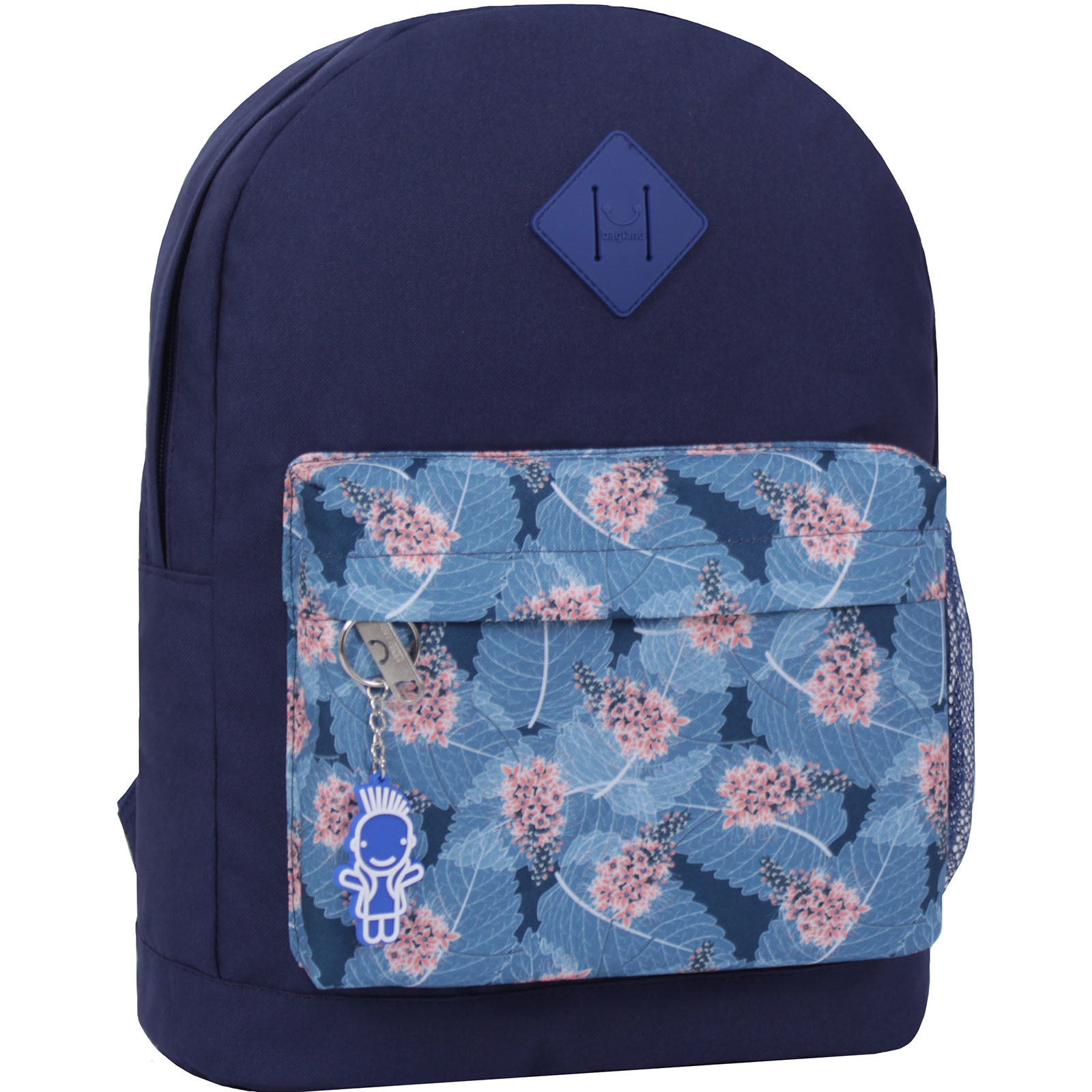Городские рюкзаки Рюкзак Bagland Молодежный W/R 17 л. синий 479 (00533662) IMG_2276_суб.479_.JPG