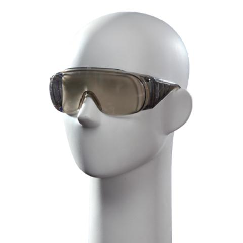 Очки открытые защитные «Исток» дымчатые