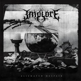 Implore / Alienated Despair (CD)