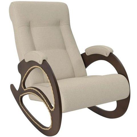 Кресло-качалка Комфорт Модель 4 орех/Montana 902