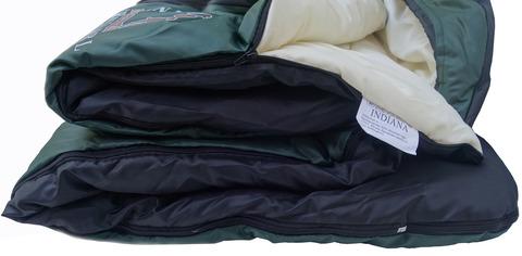 Спальный мешок INDIANA Traveller, молния.