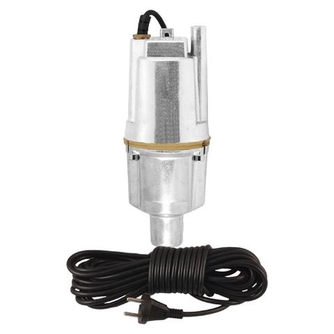 XVM 60 В/10, Погружной вибрационный насос - Jemix, (нижний забор воды)