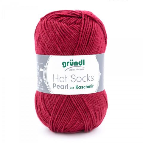 Gruendl Hot Socks Pearl Uni 14