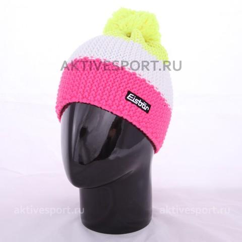 Картинка шапка Eisbar star neon pompon 144 - 1