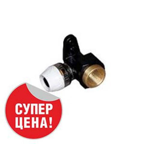 Uponor RTM угольник крановый 20х1/2