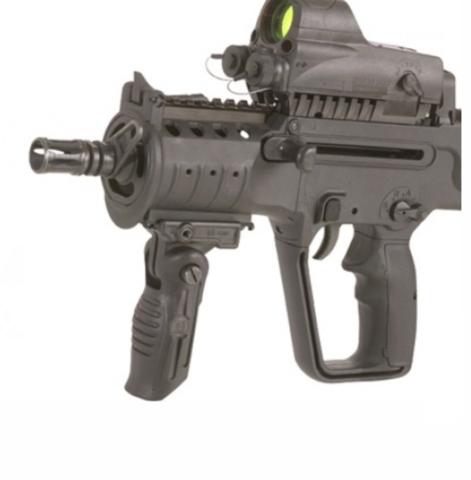 Пятипозиционная тактическая рукоять CAA Tactical (FVG-5B)