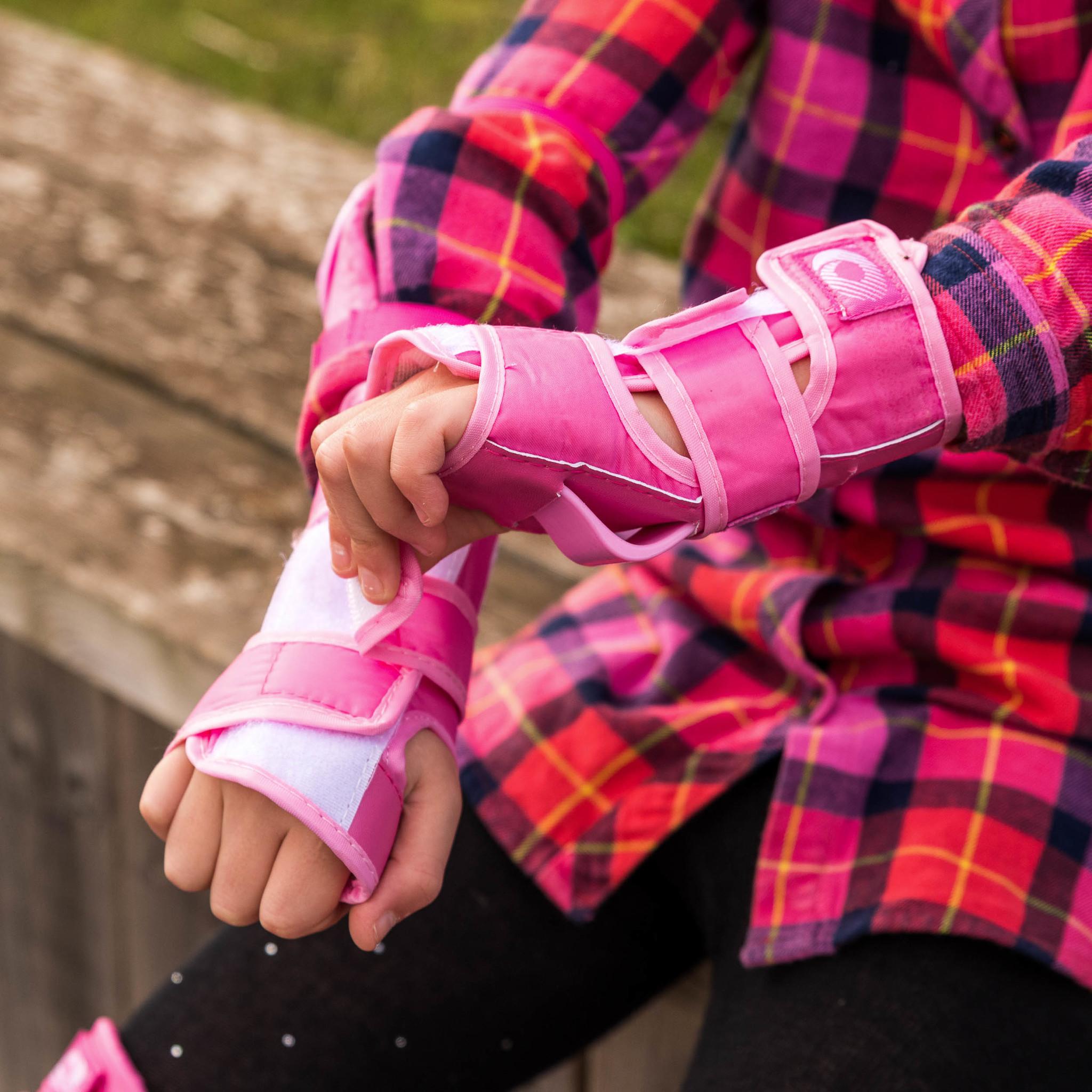 Комплект защиты Osprey. Розовый
