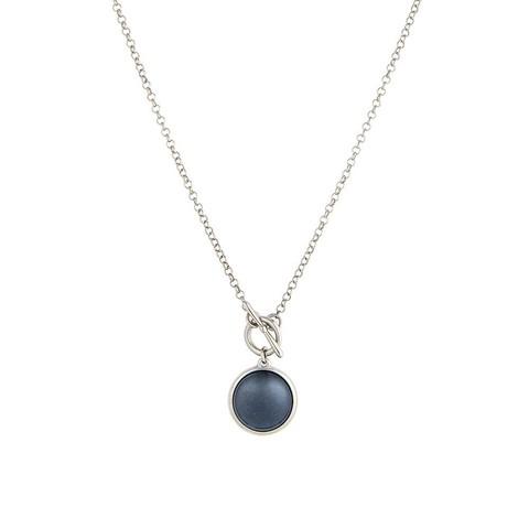 Колье Pearl Blue Aventurine B1560.23 B/S