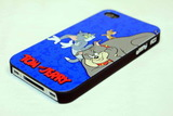 Чехол Tom and Jerry для iPhone 4, 4s (№1)