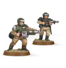 Cadian Infantry Squad