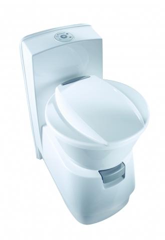 Туалет кассетный с емкостью Dometic CTS 4110