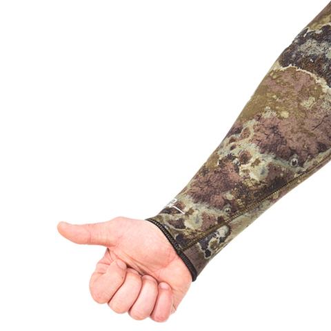 Гидрокостюм Marlin Sarmat Eco Green 7 мм куртка – 88003332291 изображение 10