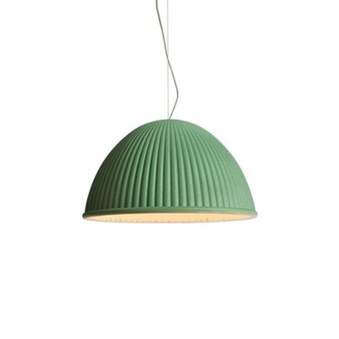 Подвесной светильник копия Under The Bell by Muuto (зеленый)