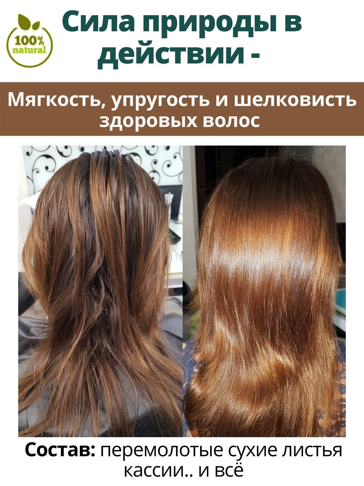 Бесцветная хна - питание и оздоровление волос без окрашивания.