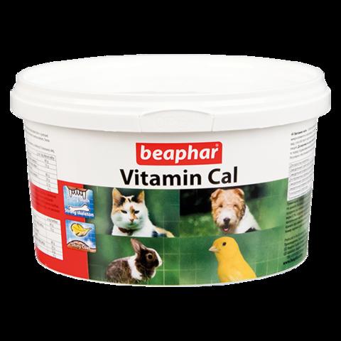 Beaphar Кормовая добавка Vitamin Cal для кошек, собак, грызунов и птиц
