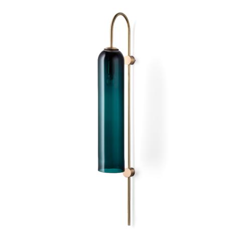 Настенный светильник Float by Articolo Lighting (зеленый)
