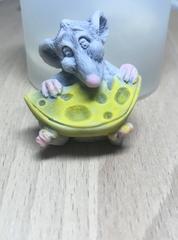 Молд «Мышка-2»