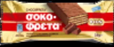 Вафля шоколадная классическая Chocofreta ION 38 г